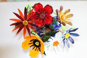 fee 80 - Glass Flowers